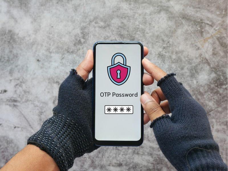 SMS OTP ป้องกันความปลอดภัยในการทำธุรกรรม