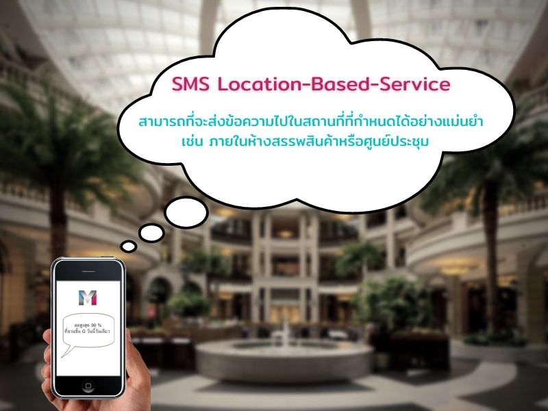 SMS-LBS